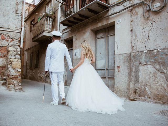 Il matrimonio di Giuseppe e Lavinia a Licata, Agrigento 18
