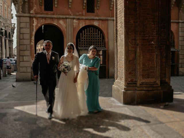 Il matrimonio di Pascal e Giulia a Bologna, Bologna 8