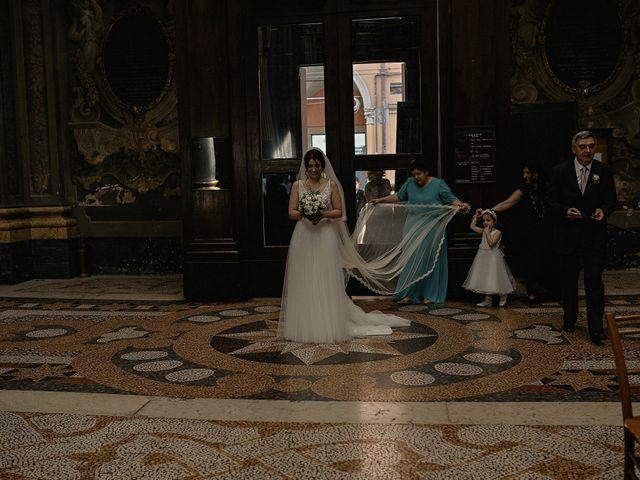 Il matrimonio di Pascal e Giulia a Bologna, Bologna 9
