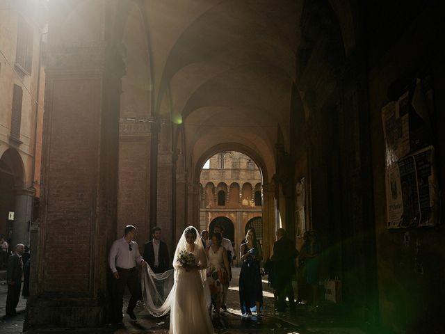 Il matrimonio di Pascal e Giulia a Bologna, Bologna 14