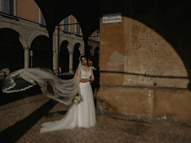 Il matrimonio di Pascal e Giulia a Bologna, Bologna 16