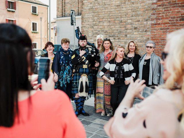Il matrimonio di Alan e Pamela a Cavallino-Treporti, Venezia 21