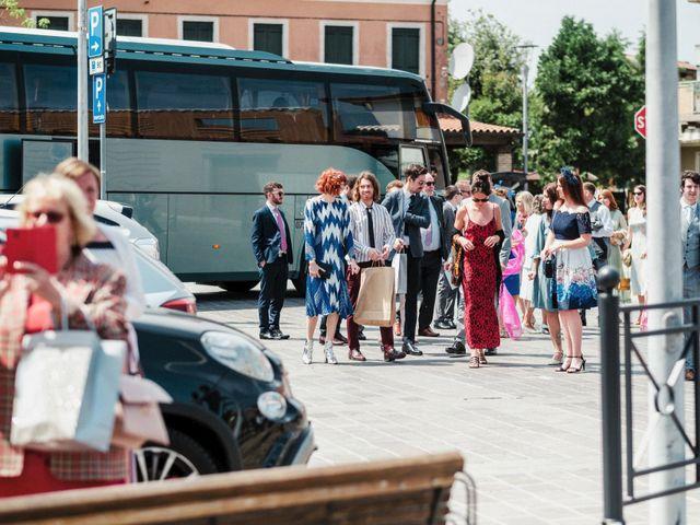 Il matrimonio di Alan e Pamela a Cavallino-Treporti, Venezia 25