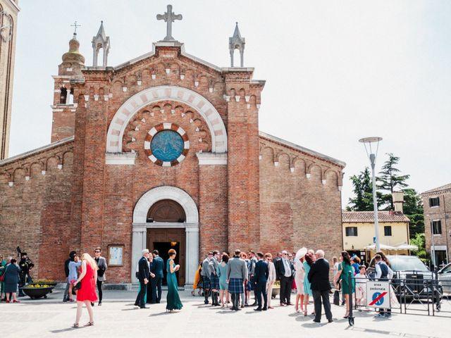 Il matrimonio di Alan e Pamela a Cavallino-Treporti, Venezia 26