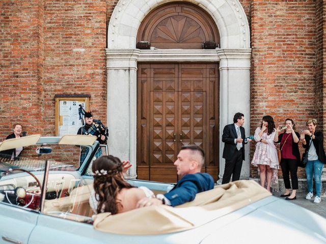 Il matrimonio di Alan e Pamela a Cavallino-Treporti, Venezia 30
