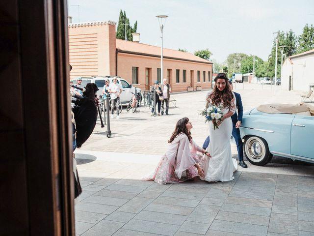 Il matrimonio di Alan e Pamela a Cavallino-Treporti, Venezia 31
