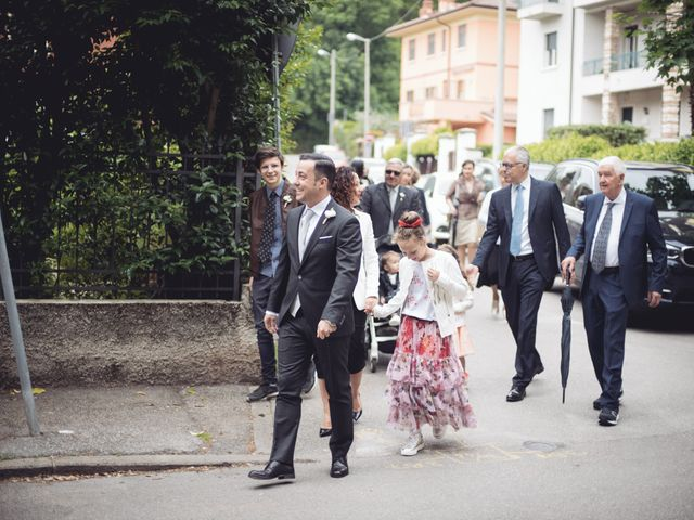Il matrimonio di Luca e Valentina a Verona, Verona 11