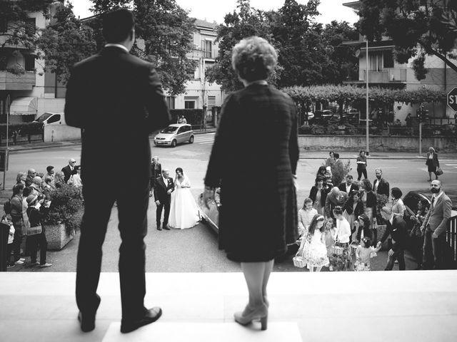 Il matrimonio di Luca e Valentina a Verona, Verona 21