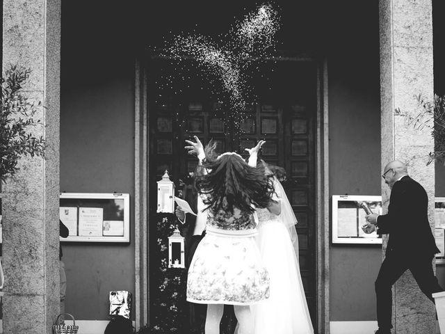 Il matrimonio di Luca e Valentina a Verona, Verona 41
