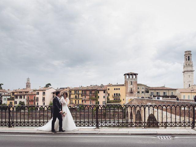 Il matrimonio di Luca e Valentina a Verona, Verona 46