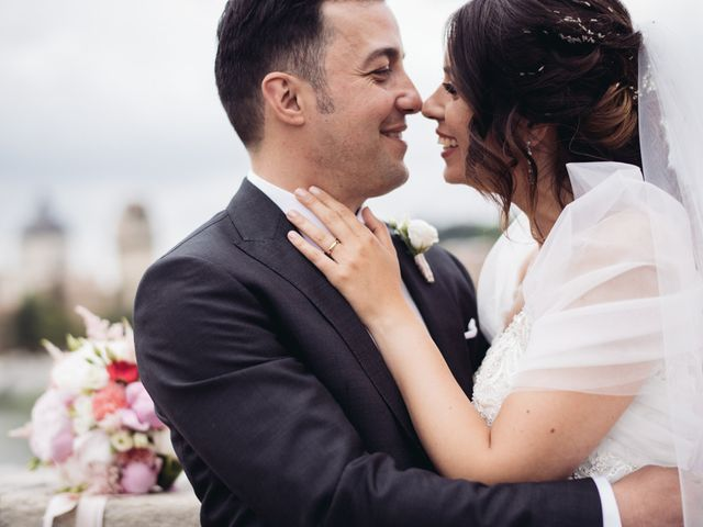 Il matrimonio di Luca e Valentina a Verona, Verona 48