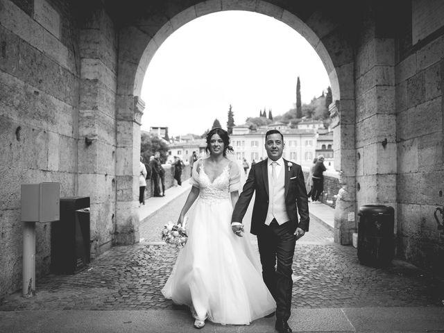 Il matrimonio di Luca e Valentina a Verona, Verona 51