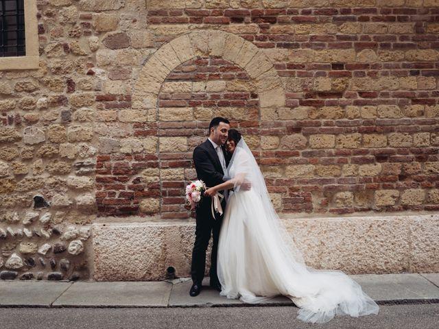 Il matrimonio di Luca e Valentina a Verona, Verona 53