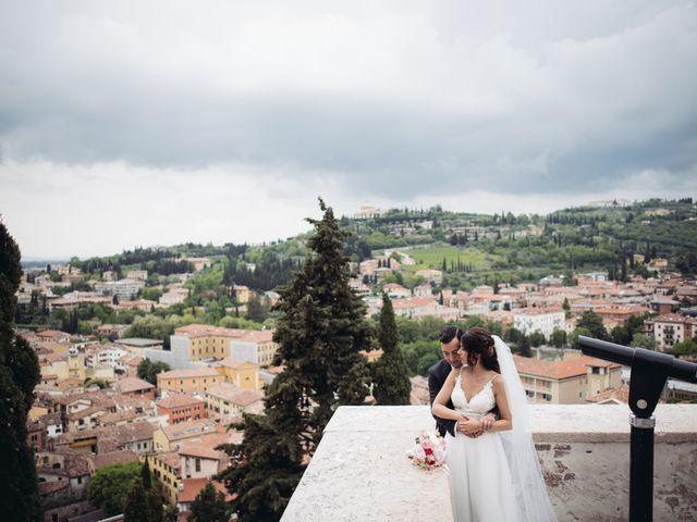Il matrimonio di Luca e Valentina a Verona, Verona 58