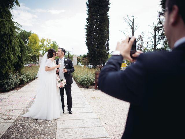 Il matrimonio di Luca e Valentina a Verona, Verona 64