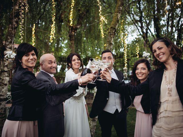 Il matrimonio di Luca e Valentina a Verona, Verona 71