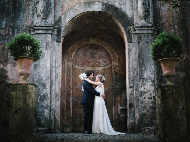 Le nozze di Silvia e Eric