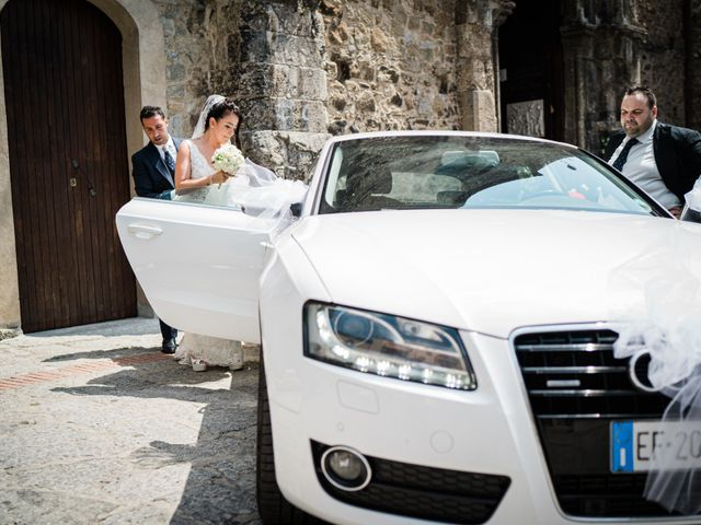 Il matrimonio di Luigi e Maria a San Giovanni in Fiore, Cosenza 30
