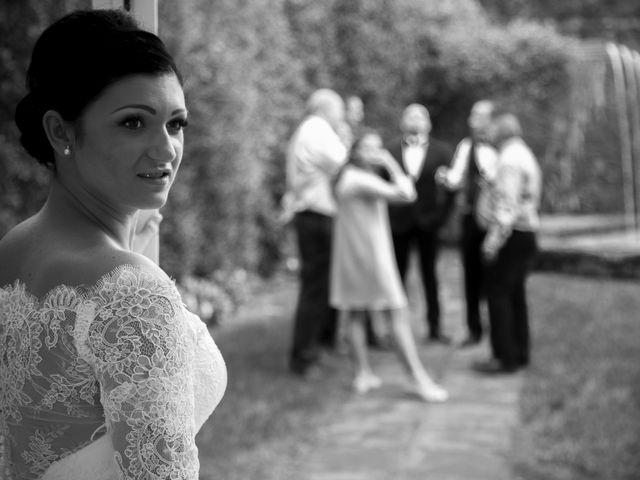 Il matrimonio di Salvatore e Julia a Zafferana Etnea, Catania 27