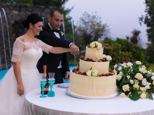 Il matrimonio di Salvatore e Julia a Zafferana Etnea, Catania 28