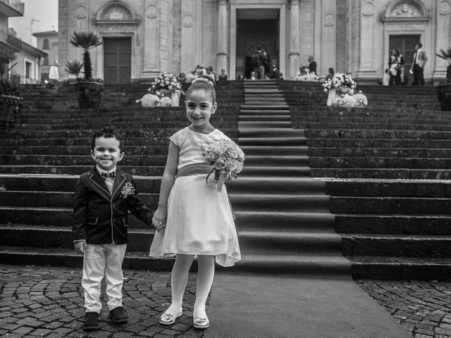 Il matrimonio di Salvatore e Julia a Zafferana Etnea, Catania 15