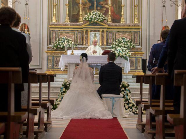 Il matrimonio di Salvatore e Julia a Zafferana Etnea, Catania 12