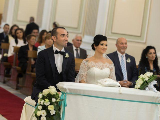 Il matrimonio di Salvatore e Julia a Zafferana Etnea, Catania 11