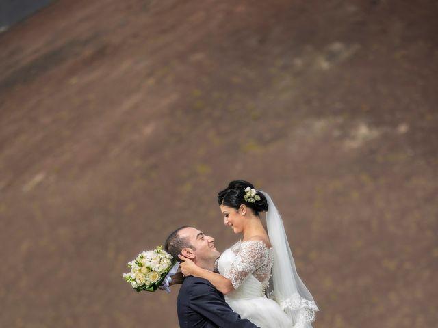 Il matrimonio di Salvatore e Julia a Zafferana Etnea, Catania 21