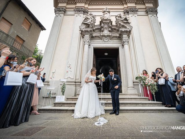 Il matrimonio di Carmela e Emiliano a Gandosso, Bergamo 9