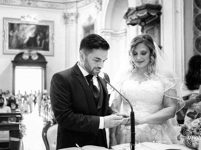 Il matrimonio di Carmela e Emiliano a Gandosso, Bergamo 11