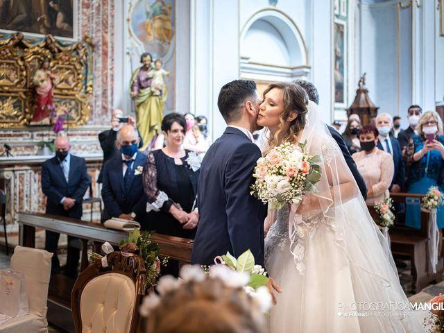 Il matrimonio di Carmela e Emiliano a Gandosso, Bergamo 12
