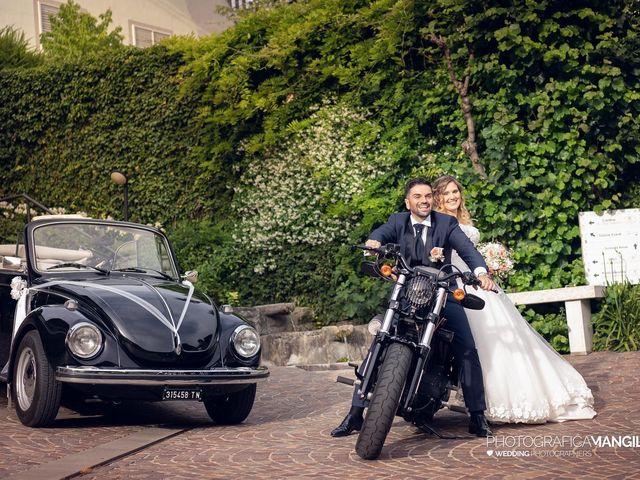 Il matrimonio di Carmela e Emiliano a Gandosso, Bergamo 21