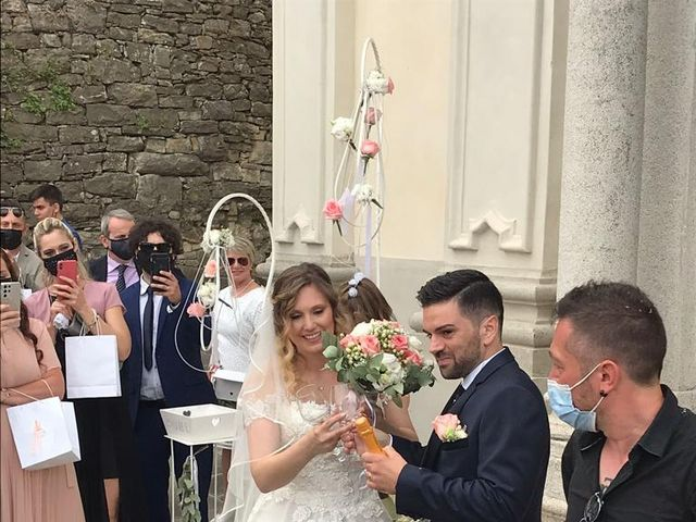 Il matrimonio di Carmela e Emiliano a Gandosso, Bergamo 32