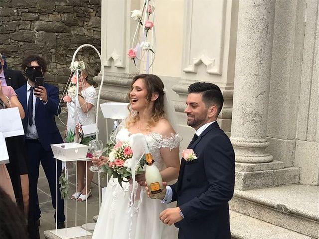 Il matrimonio di Carmela e Emiliano a Gandosso, Bergamo 34