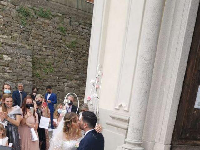 Il matrimonio di Carmela e Emiliano a Gandosso, Bergamo 37