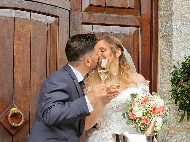 Il matrimonio di Carmela e Emiliano a Gandosso, Bergamo 40