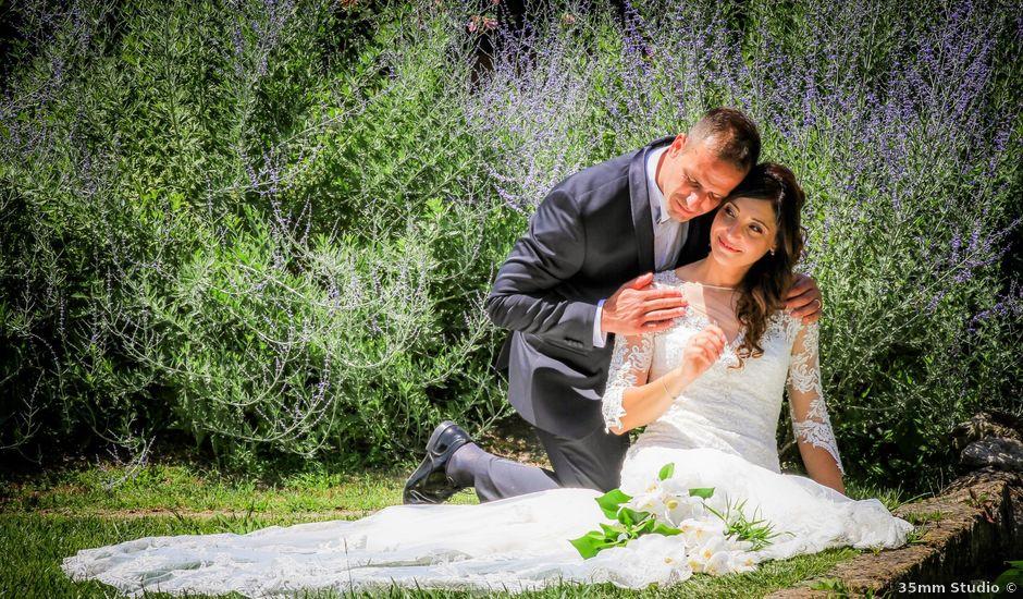 Il matrimonio di Walter e Anna a Tuscania, Viterbo