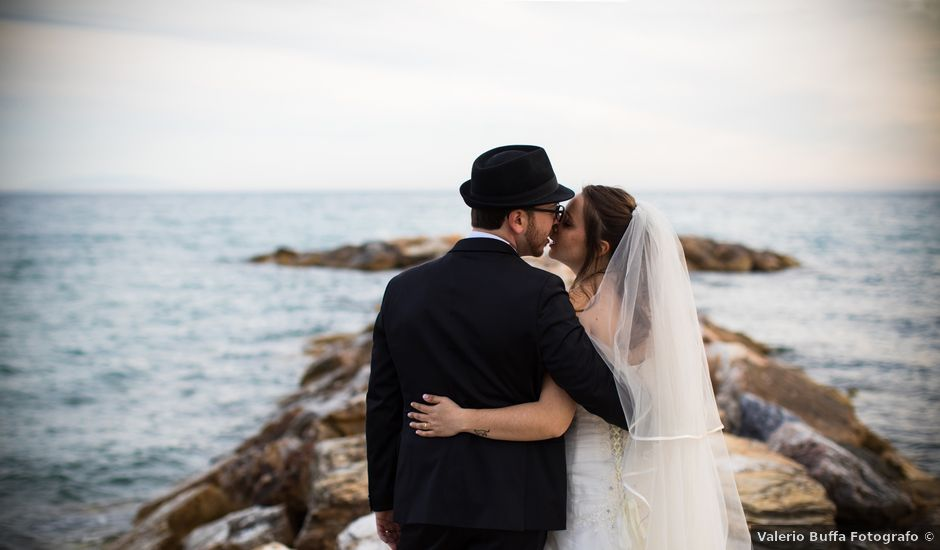 Il matrimonio di Matteo e Lucrezia a Cecina, Livorno