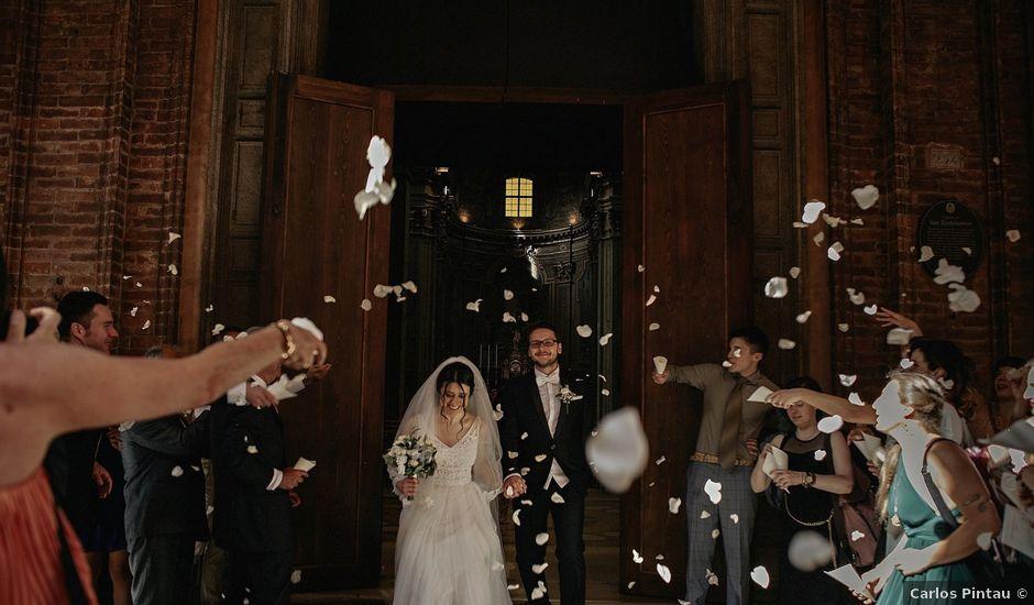Il matrimonio di Pascal e Giulia a Bologna, Bologna