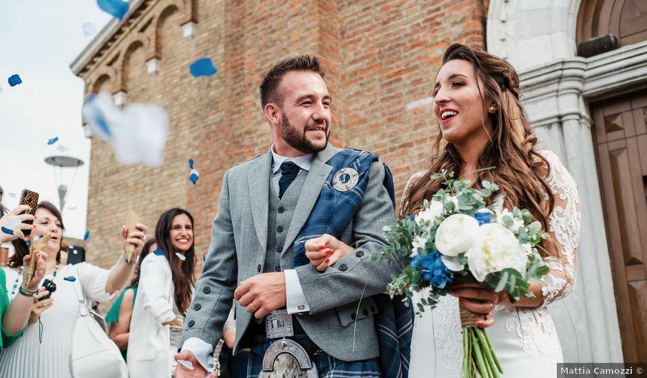 Il matrimonio di Alan e Pamela a Cavallino-Treporti, Venezia