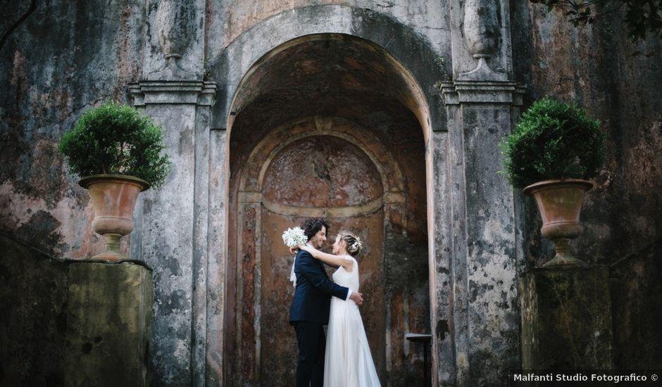 Il matrimonio di Eric e Silvia a Sestri Levante, Genova