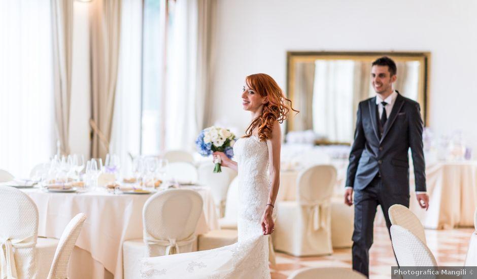 325d03334bf4 Il matrimonio di Marco e Francesca a Gandosso
