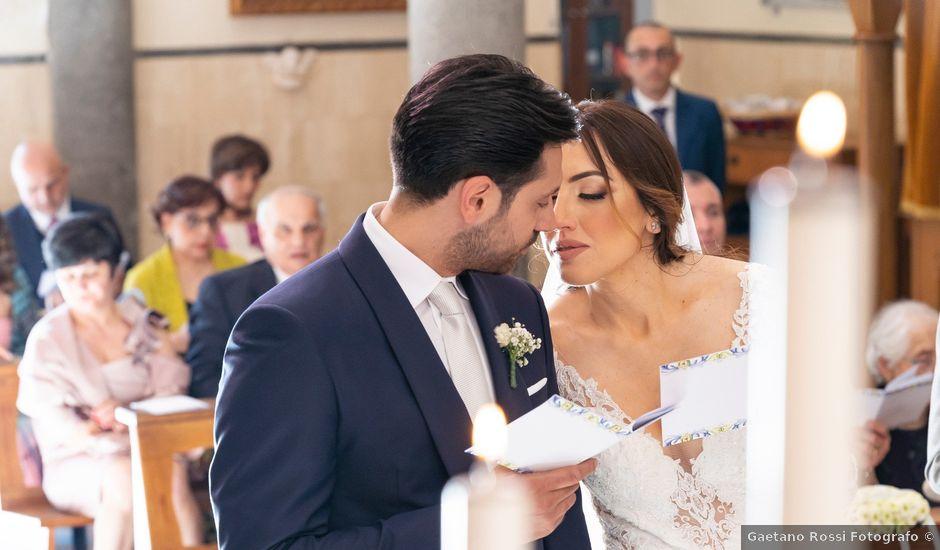 Il matrimonio di Antonio e Francesca a Salerno, Salerno