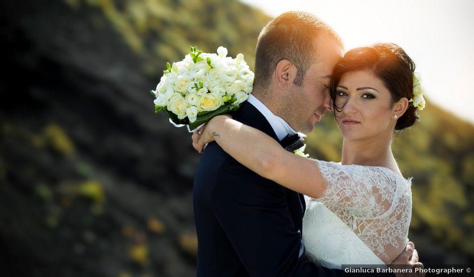 Il matrimonio di Salvatore e Julia a Zafferana Etnea, Catania