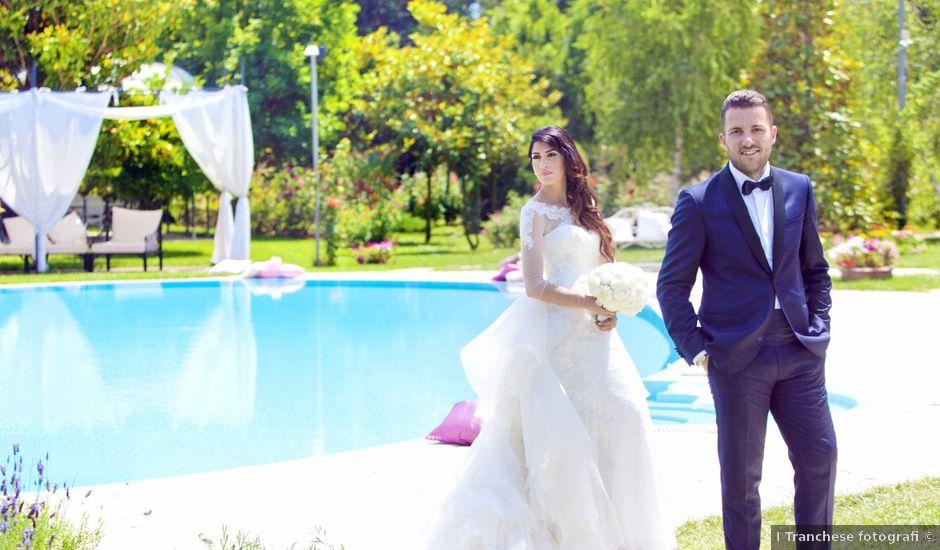 Il matrimonio di Alfredo e Fatima a Caserta, Caserta