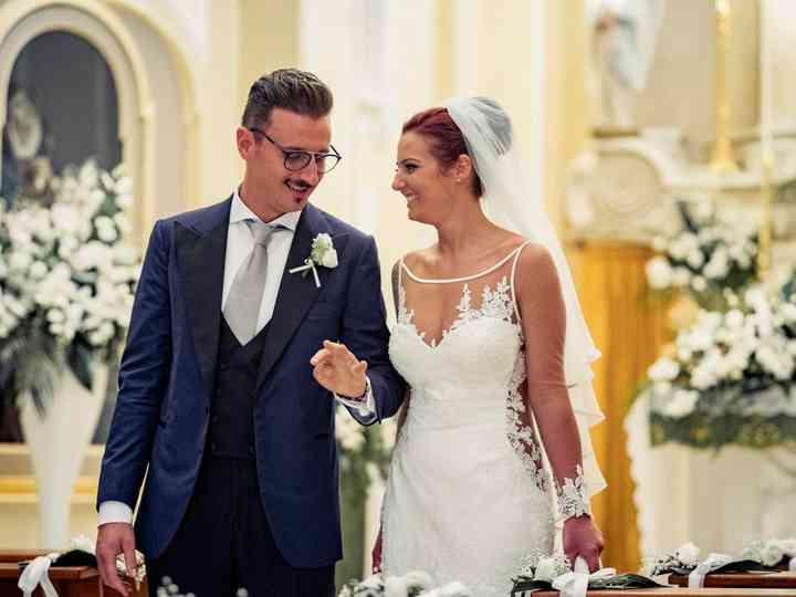 Le nozze di Serena e Cosimo