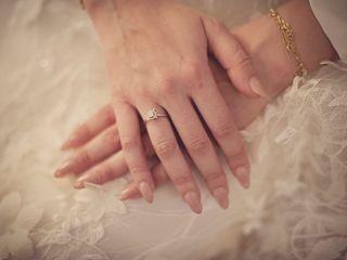Le nozze di Gina e Michael 1