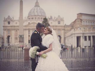 Le nozze di Gina e Michael
