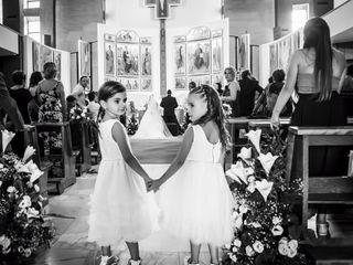 le nozze di Alessia e Rocco 1