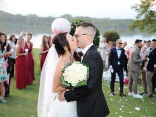 Le nozze di Giulia e Alex